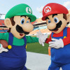 We look back at how Mario has grown for Super Mario Day