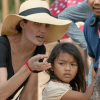 Angelina Jolie proves she's better off camera than she is in front of it Review of her newest directorial role: First They Killed My Father