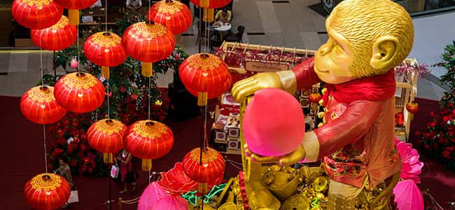 Sunderland to celebrate Chinese New Year