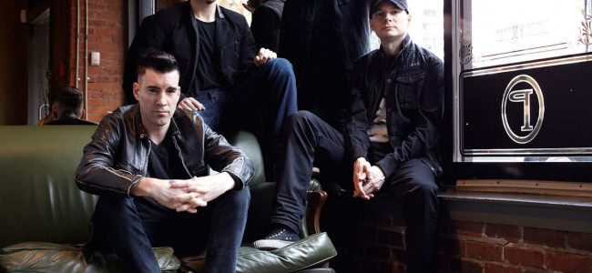 Theory Of A Deadman @ Newcastle University | Live Review