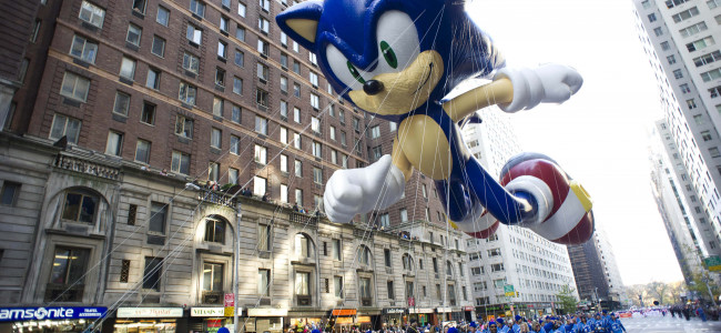 Seven things you didn't know about Sonic the Hedgehog