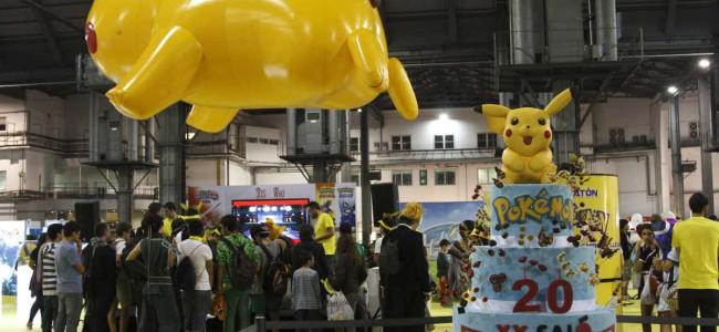 Pokémon celebrates 20th Anniversary, what's next?