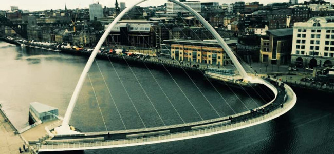 Our Culture Walk Through Newcastle-Gateshead for the Great Exhibition of the North