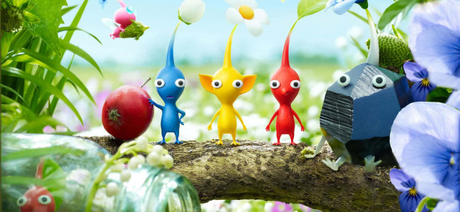 "Pikmin – ""a paradise for those who like to rush through games"""