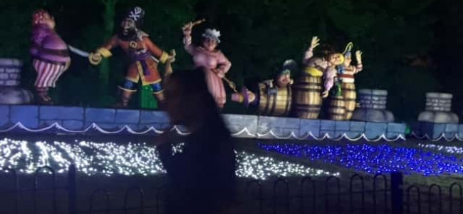 Sunderland Illuminations light up the nights for everyone