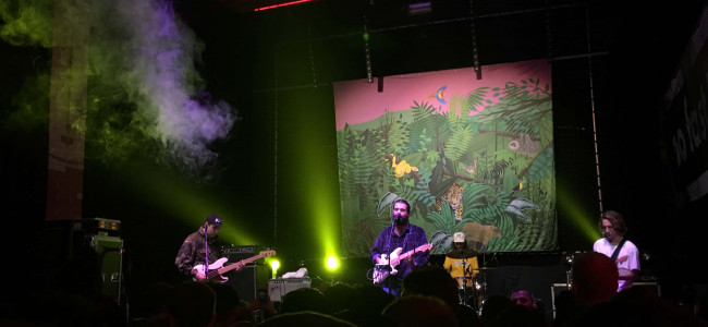 LIVE REVIEW: Turnover at Riverside