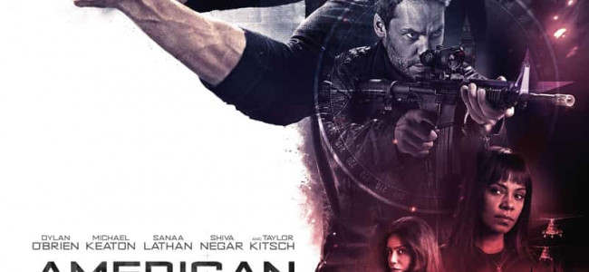 FILM REVIEW: American Assassin (2017)