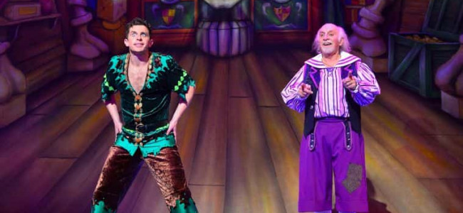 Review: Peter Pan at Theatre Royal Newcastle