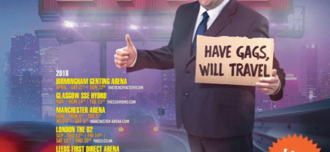 Peter Kay Cancels Long Awaited Tour