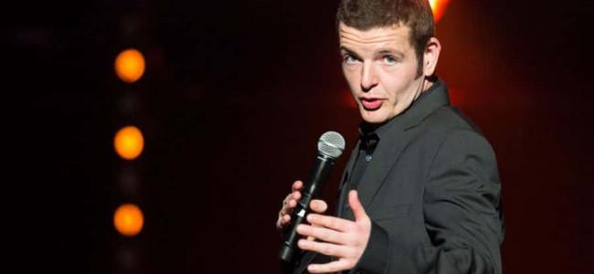 Kevin Bridges 'warm up tour' success at Durham Gala theatre