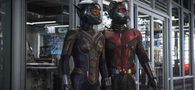 'Ant-Man and the Wasp' Delayed By A Month In The UK