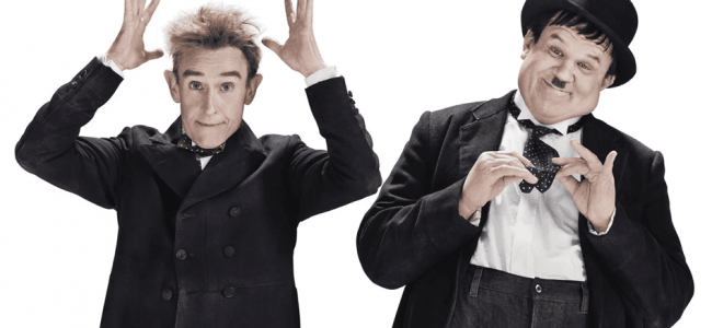 Stan & Ollie review – a second opinion