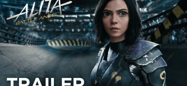 Preview: Alita – Battle Angel