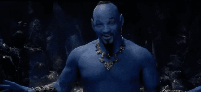 Aladdin: teaser trailer review