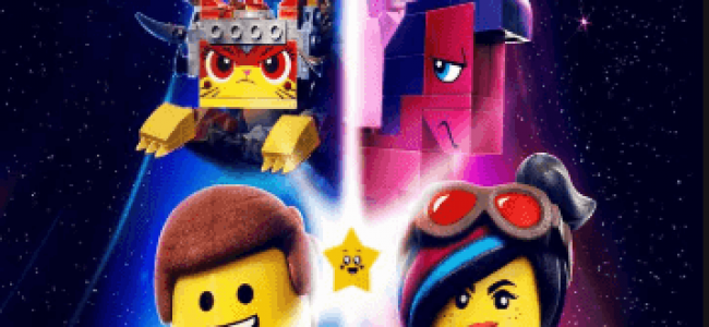 Review: The Lego Movie 2