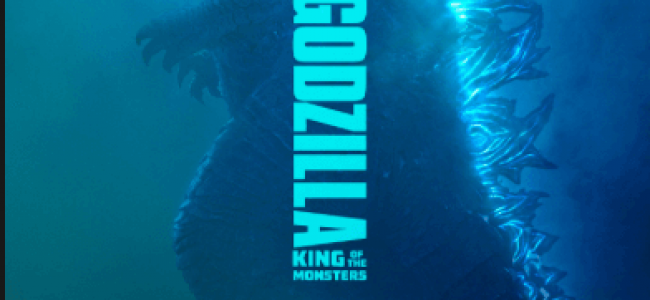 Preview: Godzilla is back in King of the Monsters!
