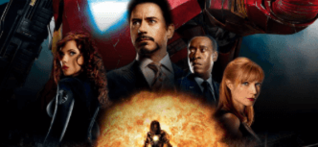 The Road To Endgame – Part 3: Iron Man 2