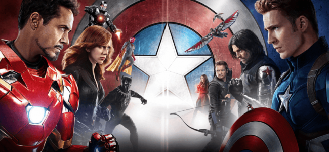 The Road To Endgame – Part 13: Captain America: Civil War