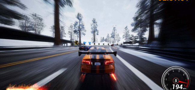Review: Dangerous Driving