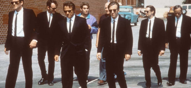 Tarantino Time with Ryan Easby: Reservoir Dogs