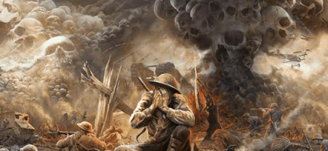 Sabaton reveal their new album title and artwork