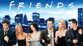 A personal challenge to watch Friends before graduation