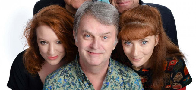 Review: Paul Merton's Impro Chums at the Tyne Theatre