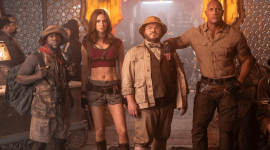 Review: Jumanji: The Next Level- official trailer