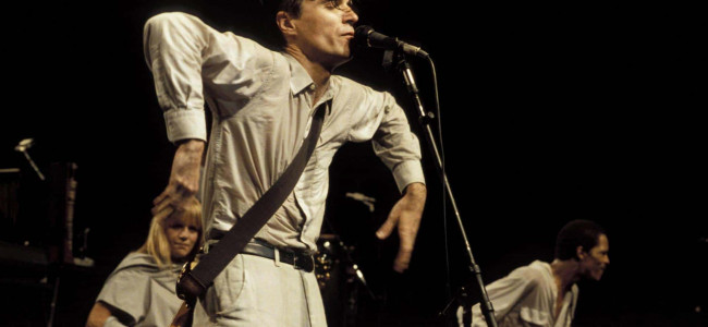 Review: Talking Heads-Stop Making Sense 35th anniversary