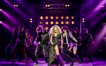 Rock of Ages at Sunderland Empire: Nothin' But A Good Time