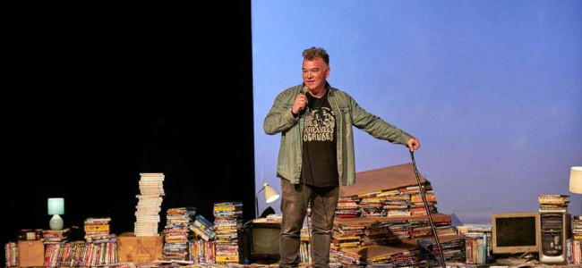 Review: Stewart Lee Content Provider