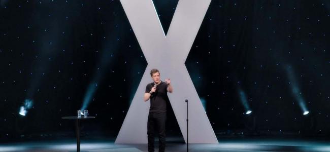 Comedy Review: Daniel Sloss: X