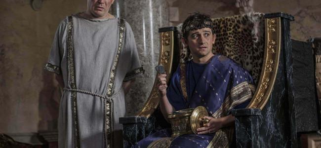 Review: Horrible Histories: Rotten Romans