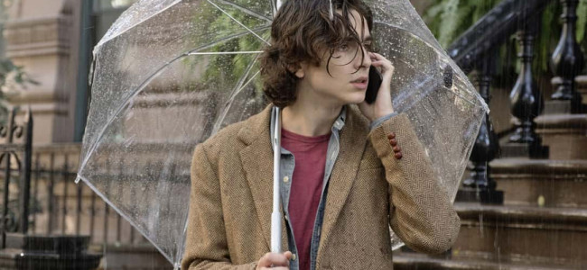 Review: A Rainy Day in New York