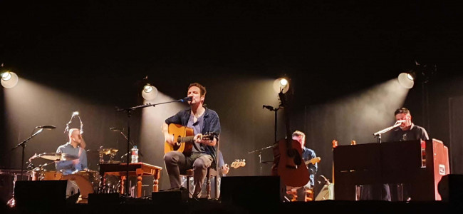 Gig review – Frank Turner's No Man's Land tour