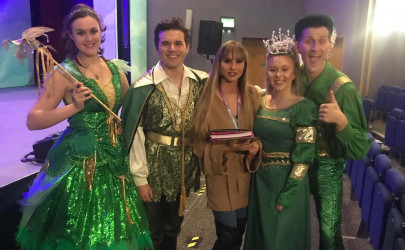 'Fee Fi Fo Fun' Panto Review: Jack and the Beanstalk