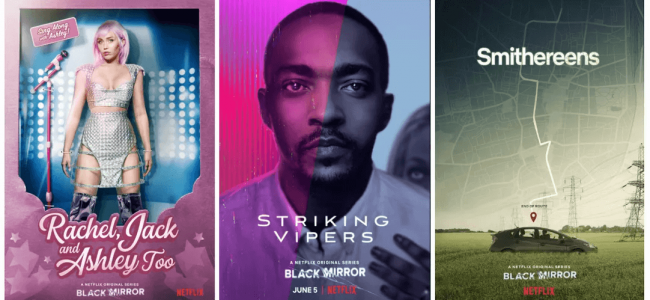TV Show Review: Black Mirror Season 5