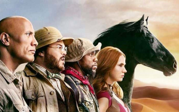 Movie Review: Jumanji: The Next Level