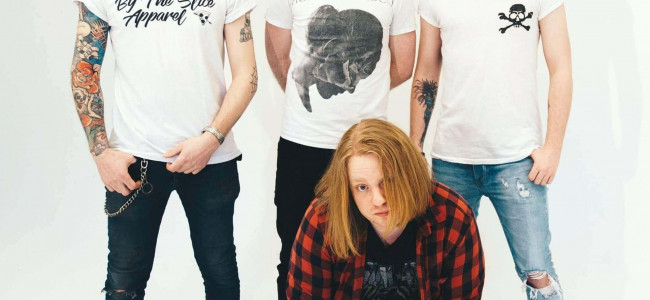 Single Review: 'Anxiety's A Bitch (Don't Let It Kill You)' by Too Close For Missiles