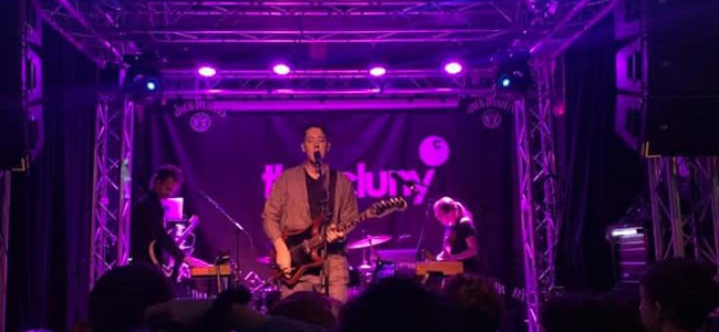 Gig Review: Love Fame Tragedy, MiG 15, Full Colour at The Cluny