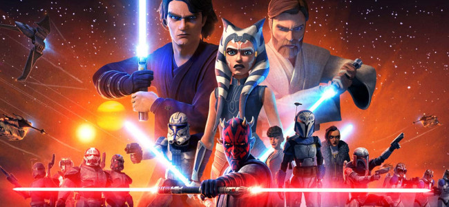 Review: Star Wars – The Clone Wars