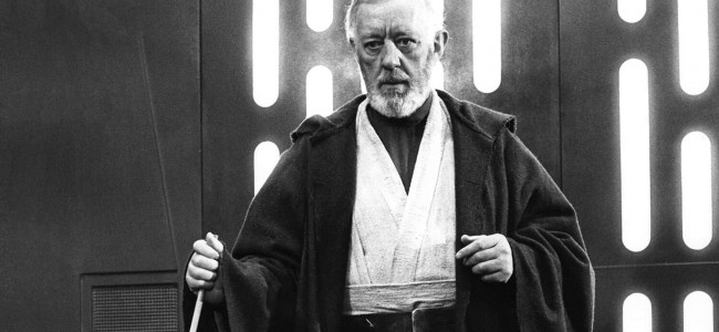 Sir Alec Guinness: The original Obi-Wan Kenobi