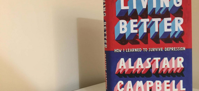 Book Review: Alistair Campbell – Living Better