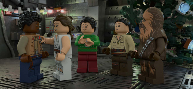 Movie Review: The Lego Star Wars Holiday Special