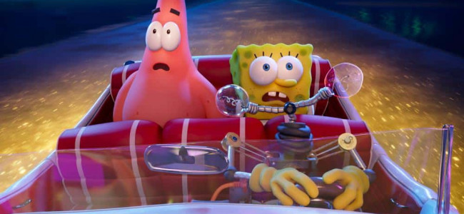 Movie Review: The Spongebob Movie: Sponge on the Run