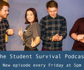 The Student Survival Podcast – Episode 32 – Enough is Enough