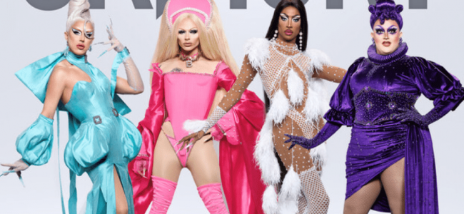 Drag Race UK song takes the nation by storm