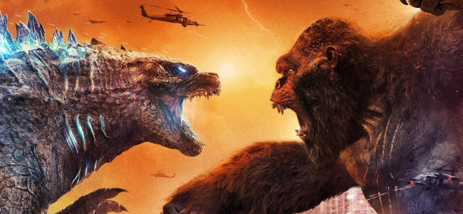 Movie Review: Godzilla vs. Kong