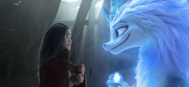 Movie Review: Raya and the Last Dragon
