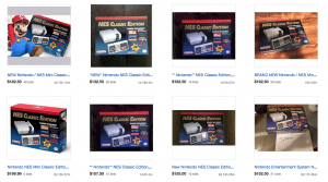 Sebay sellers sell mini nes 3 imps original price
